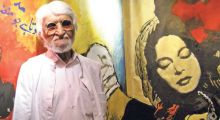 #Legends: MF Husain, Jamil Naqsh among featured artists at Indian Art Week 2015