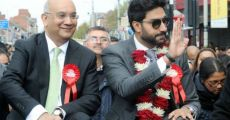 #WATCH: Abhishek Bachchan hails Keith Vaz's contribution to Diaspora community