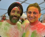 Holi Celebrations in London 2015